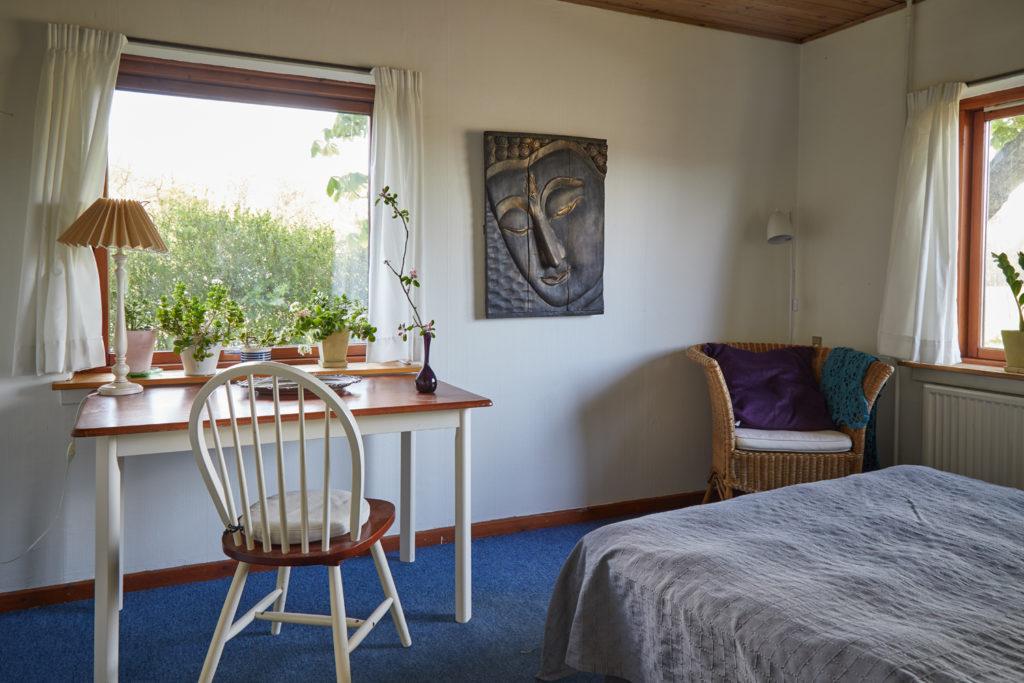 SAFARI-værelset på Tokkeruplund Farmhostal