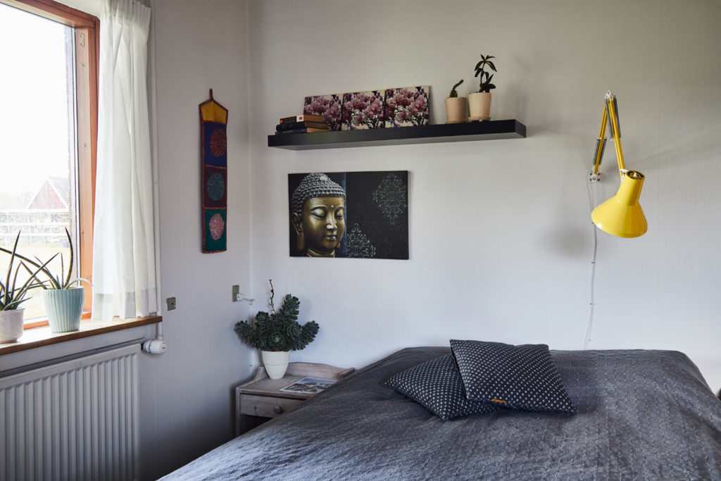 Book værelse i smukke, landlige omgivelser på Tokkeruplund Farmhostal.