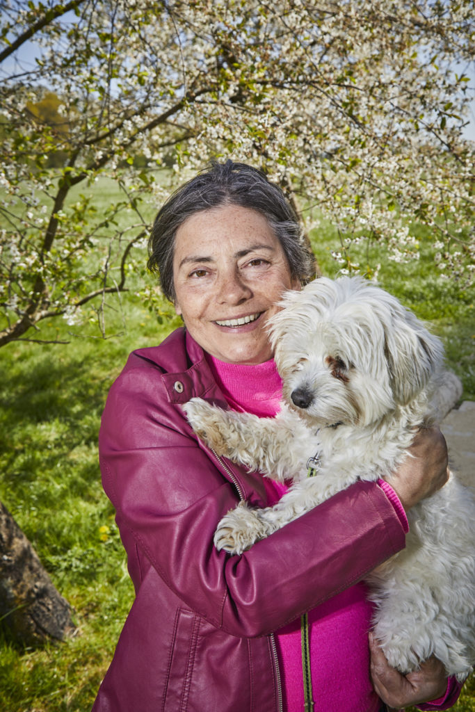 Dorthe er din værtinde på Tokkeruplund Farmhostal